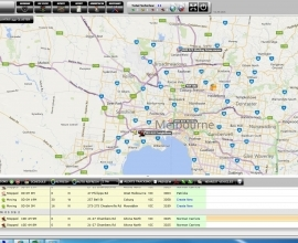 New GPS driver Tracking